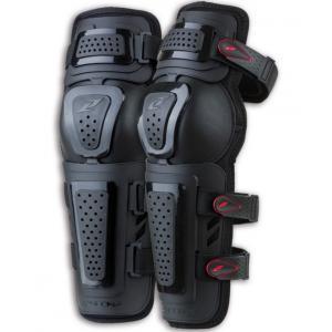 Moto chrániče kolen Zandona Kneeguard Evo černé