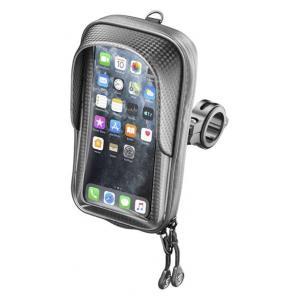 Univerzální držák na mobilní telefony Interphone Master s úchytem na řídítka