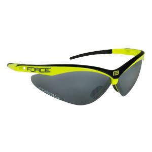 Brýle FORCE Air fluo žluto-černé