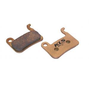 Brzdové destičky KELLYS D-03S sintrované