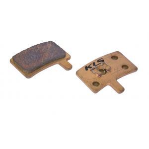 Brzdové destičky KELLYS D-05S sintrované