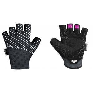 Dámské rukavice FORCE Points černo-šedé