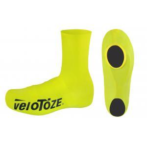 Návleky na cyklistické tretry Velotoze Road žluté