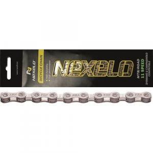 Řetěz NEXELO 11 rychlostí S1 stříbrný