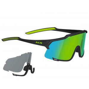 Sluneční brýle KELLYS Dice černo-zelené
