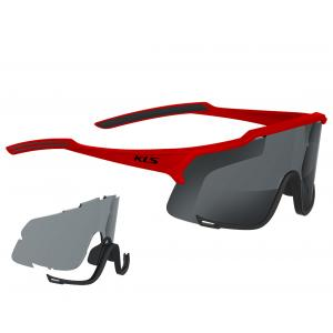 Sluneční brýle KELLYS Dice Photochromic červené