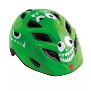 Dětská cyklo přilba MET Elfo zelená