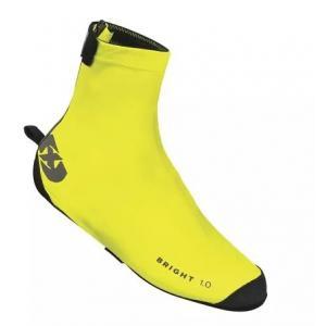 Návleky na cyklistické tretry Oxford Bright Shoes 1.0 fluo žluté