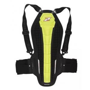 Páteřový chránič Zandona Hybrid Back Pro X6 fluo žlutý 158-167 cm