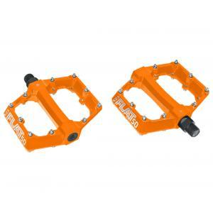 Pedály KELLYS Flat 50 BB oranžové