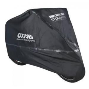 Plachta na kolo Oxford Stromex E-Bike černá