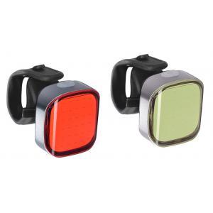 Přední + zadní světlo na kolo Oxford Ultratorch Cube
