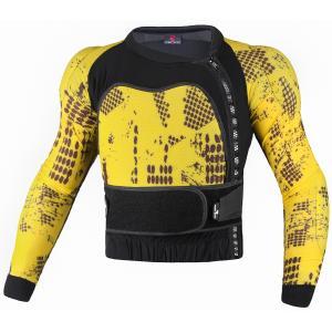 Chránič těla Street Racer Royal žlutý