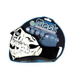 Maska na obličej Oxford Glow Skull