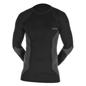 Termo triko s dlouhým rukávem Oxford Base Layer černé