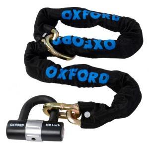 Řetězový zámek Oxford HD Loop 1,2 m